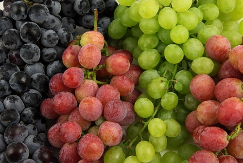 Fruits for Weight Loss - Grapes