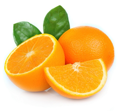 Fruits for Weight Loss - Oranges