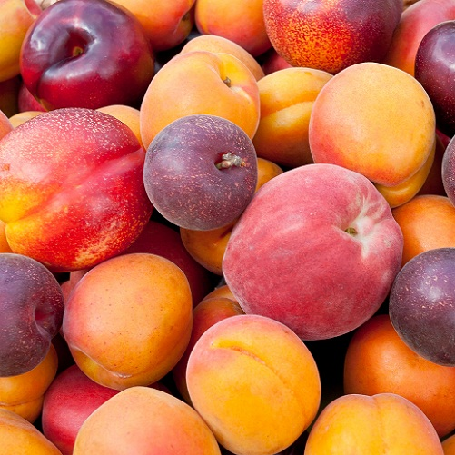 Fruits for Weight Loss - Peaches
