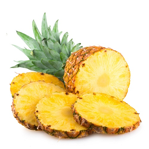 Fruits for Weight Loss - Pineapple