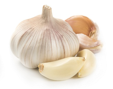 Garlic - pimple
