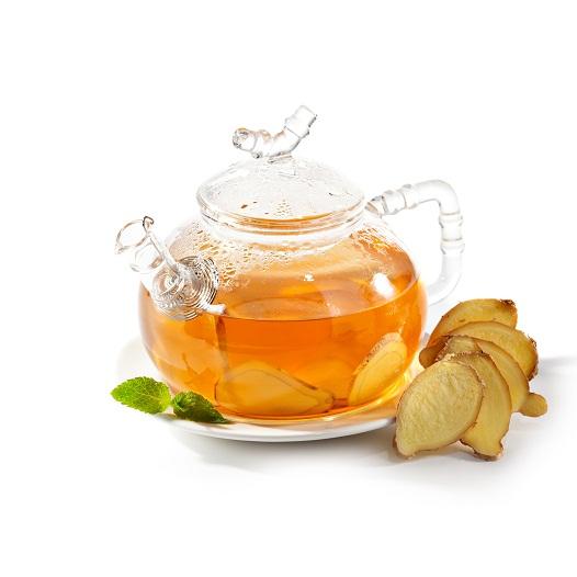 Ginger tea root