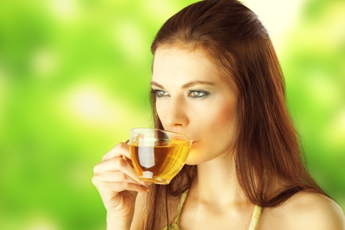 Foods Good For Skin Green Tea