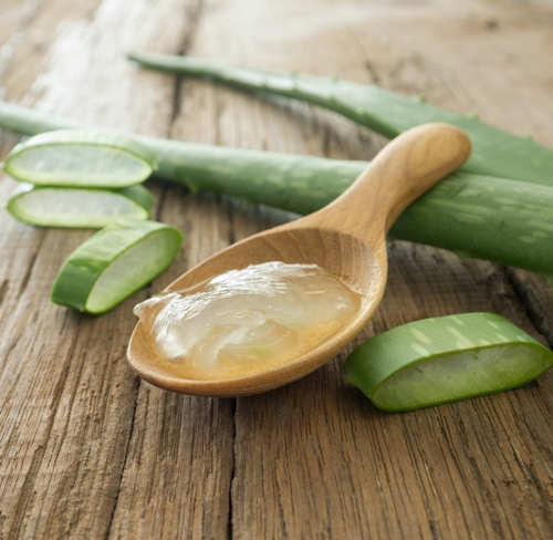 Hair Straightening At Home Aloe Vera