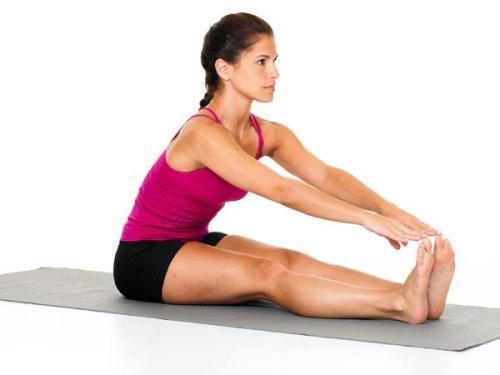 Hamstring Stretche Flexibility Exercises