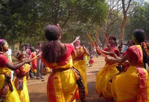 Holi and Noboborsho(All Over West Bengal)