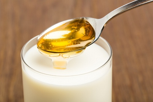 home remedies for asthma honey and milk