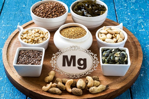 Home Remedies For Depression- Megnesium food
