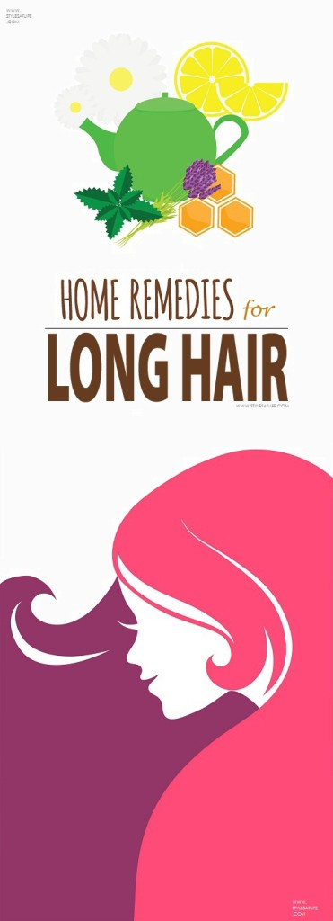 Home Remedies For Long Hair