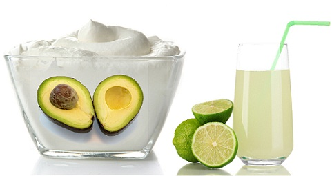 Homemade Face Packs For Glowing Skin avocado