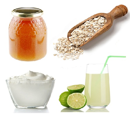 Homemade Face Packs For Glowing Skin-oatmeal
