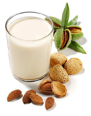 Almond Milk Face Pack for Dry Skin