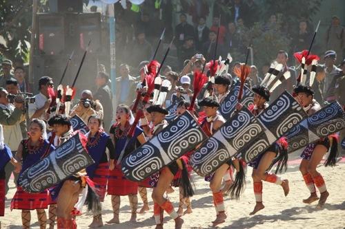 festivals of nagaland