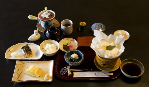 Japanese Diet breakfast
