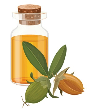 Jojoba oil For Itchy Scalp And Hair