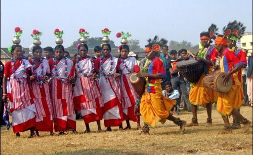 Kenduli Mela (In the District of Birbhum)
