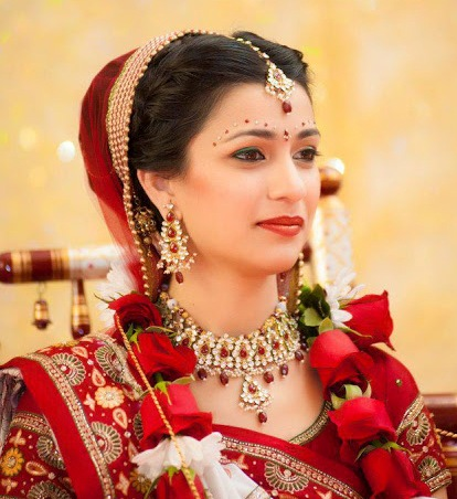 Keya Seth Bridal Makeup