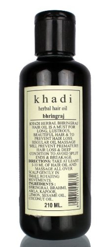 Khadi Bhringraj Oil For Hair Loss