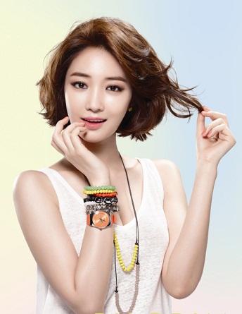 Korean Hairstyles for Girls 14
