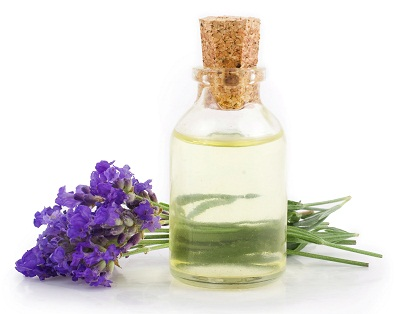 Lavender oil For Itchy Scalp And Hair