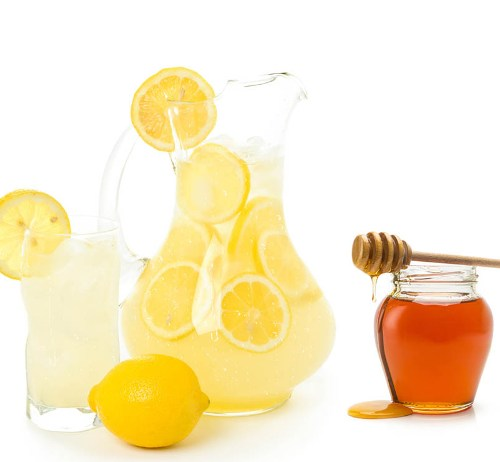 Lemon and Honey Juice