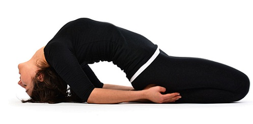 Matsyasana benefits