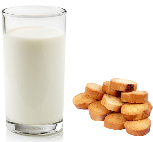 Milk and Rusk