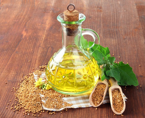 Mustard oil to prevent premature hair greying