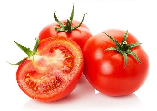 Natural beauty tips - tomato