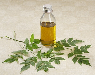 Neem oil For Itchy Scalp And Hair