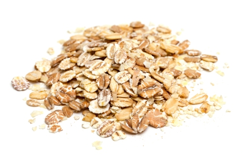 Oats for acne