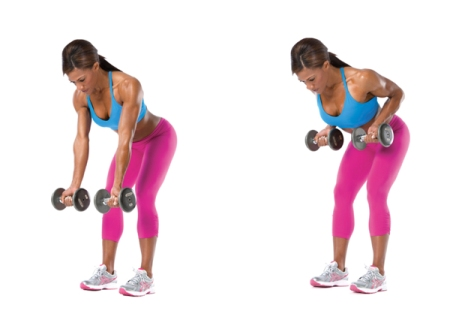 Perform More Dumbbells