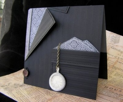 1st wedding anniversary gifts for husband - Pocket Watch