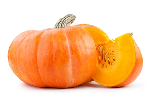 Pumpkin Food For Good Skin