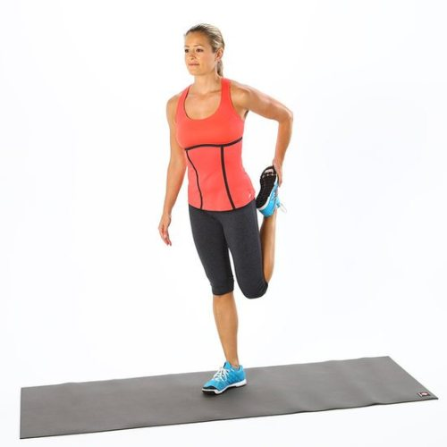 Quad Stretche Exercises for Flexibility