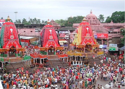 Ratha Yatra or Chariot Festival