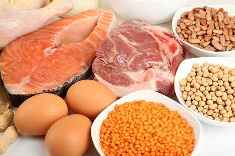 Protein Deficiency foods for hair