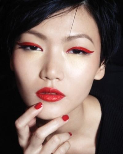 Asian makeup pics