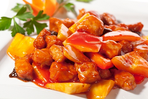 Red Sweet and Sour Salad
