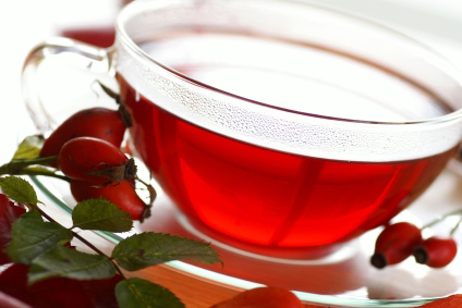 Rose Tea For Weight Loss