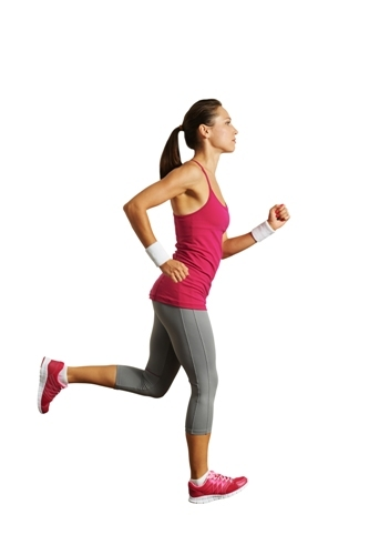 exercise belly fat Running