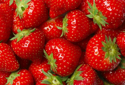 Say Yes To Strawberries