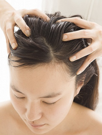 Scalp Massage For Long Hair