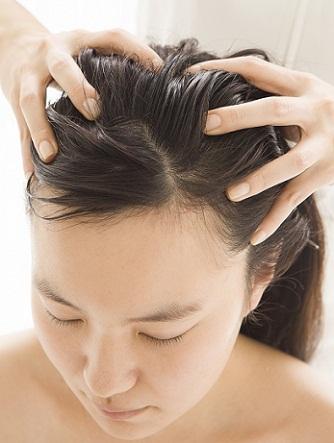 Scalp Massage For Long Hair