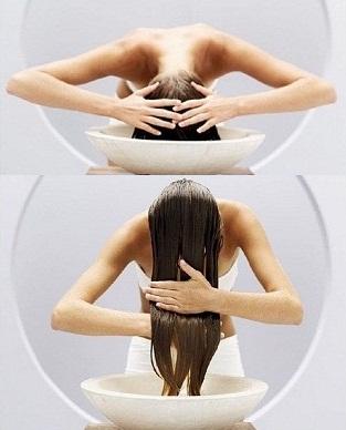 Simple Hair Down Movement For Long Hair