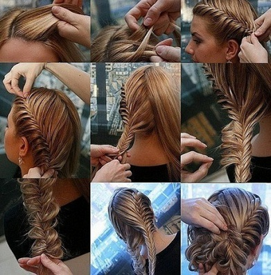 Simple Hairstyles for Long Hair13