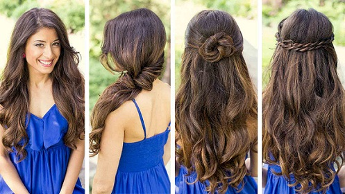 Simple Hairstyles for Long Hair16