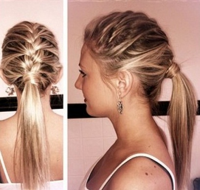 20 Easy And Simple Hairstyles For Long Hair | Styles At Life