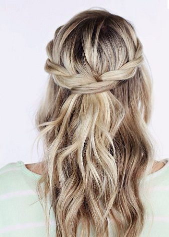 Simple and Easy Braid Hairstyles 17
