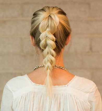 Simple and Easy Braid Hairstyles 19